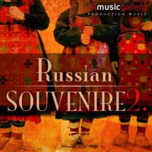 Album Russian Souvenire II