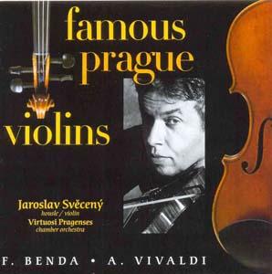 Album Famous Prague Violins