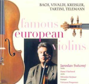 Album Famous European Violin