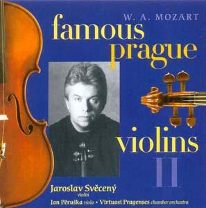 Album Famous Prague Violins II.