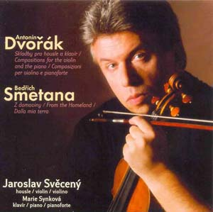 Album B.Smetana, A.Dvorak
