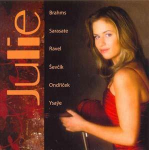 Album Julia Svecena - Violin
