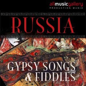 Album Russia Gypsy Songs and Fiddles