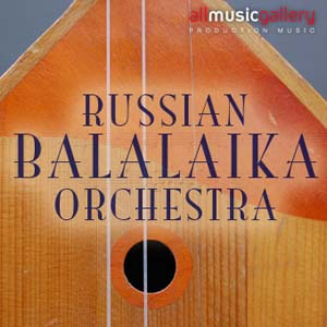 Album Russian Balalaika Orchestra