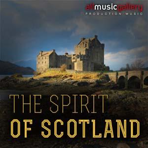 Album The Spirit of Scotland