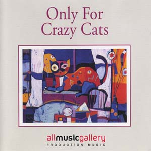 Album Only for Crazy Cats - Film Music Collection (Real Acoustic Sound)