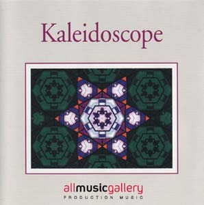 Album Kaleidoscope - Film Music Collection (Real Acoustic Sound)