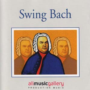 Album Swing Bach - Easy Listening (Real Acoustic Sound)