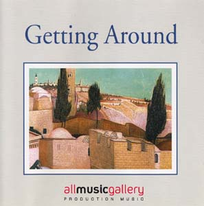 Album Getting Around - Easy Listening (Real Acoustic Sound)