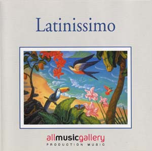 Album Latinissimo - Easy Listening (Real Acoustic Sound)