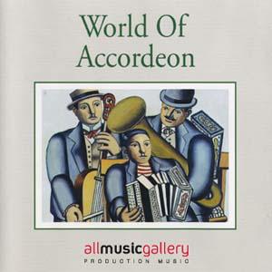 Album World Of Accordeon - Impressions (Real Acoustic Sound)