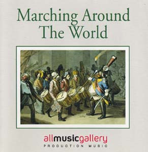 Album Marching Around The World - Impressions (Real Acoustic Sound)