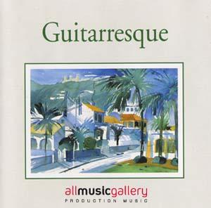 Album Guitarresque - Impressions (Real Acoustic Sound)