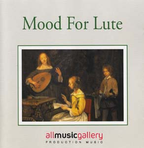Album Mood for Lute - Impressions (Real Acoustic Sound)