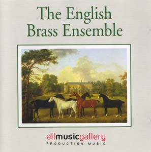 Album The English Brass Ensemble - Impressions (Real Acoustic Sound)