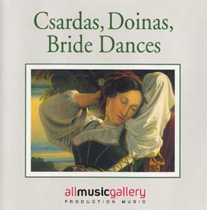 Album Csardas, Doinas, Bride Dances - Impressions (Real Acoustic Sound)