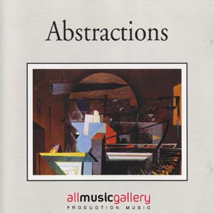 Album Abstractions - Jazz Collection (Real Acoustic Sound)