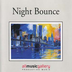 Album Night Bounce - Jazz Collection (Real Acoustic Sound)