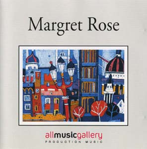 Album Margret Rose - Jazz Collection (Real Acoustic Sound)