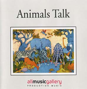Album Animals Talk - Jazz Collection (Real Acoustic Sound)