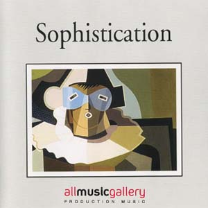 Album Sophistication - Jazz Collection (Real Acoustic Sound)