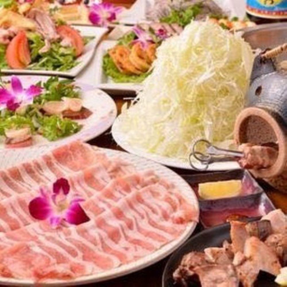【休業中】活豚料理 inton
