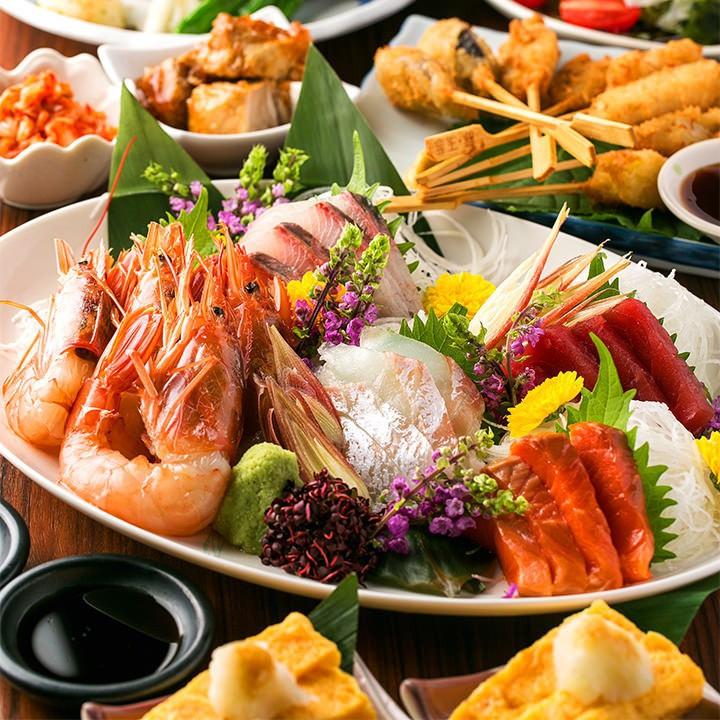 地鶏×鮮魚 個室居酒屋 もみじ屋 デックス東京ビーチ店