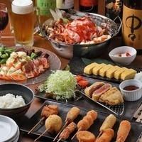 大阪屋台酒場 串マル