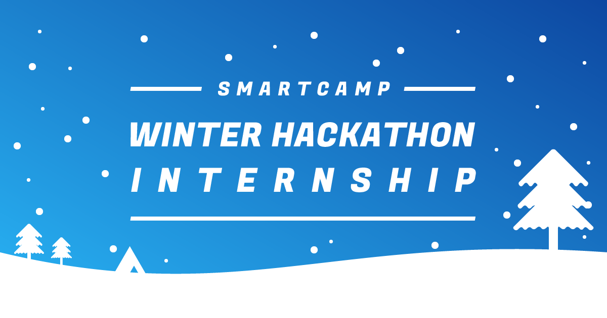 WINTER HACKATHON INTERNSHIP - SMARTCAMP
