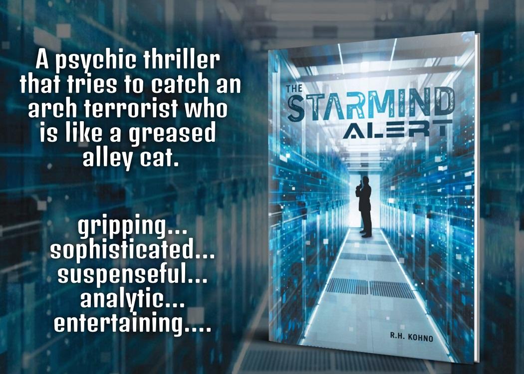 The Starmind Alert standing book