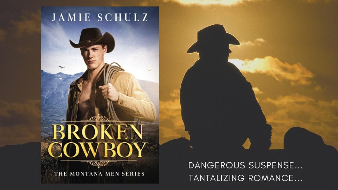 Broken Cowboy paperback