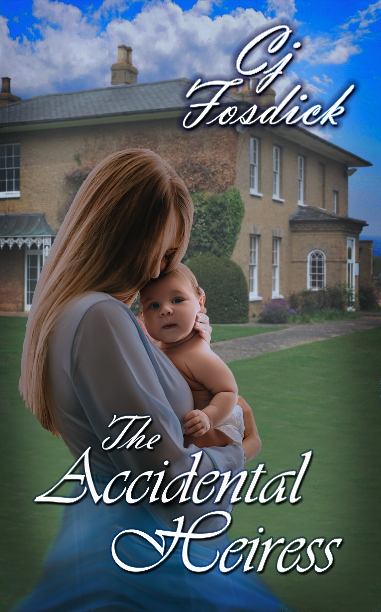 The Accidental Heiress cover