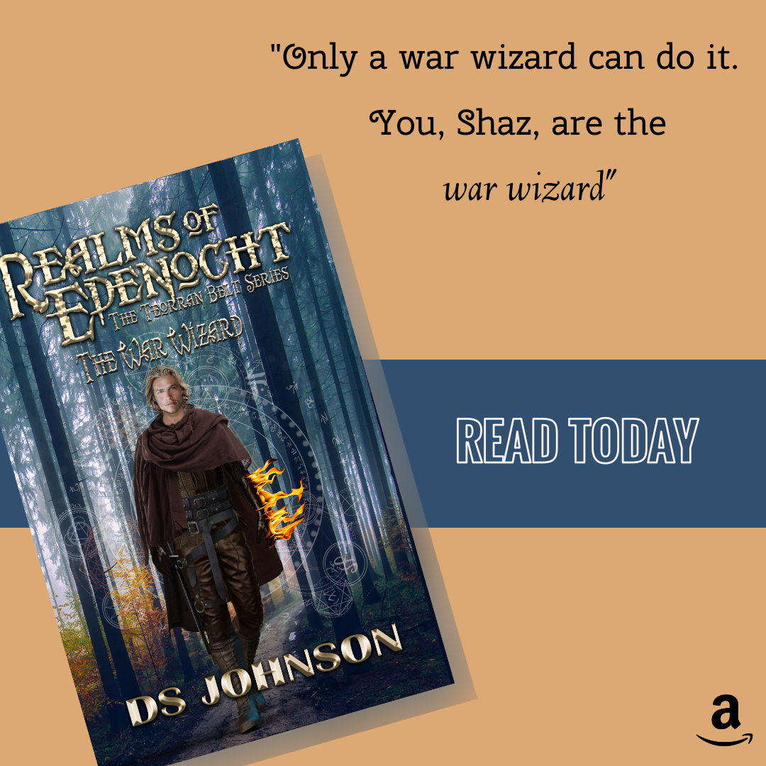 Realms of Edenocht: The War Wizards paperback