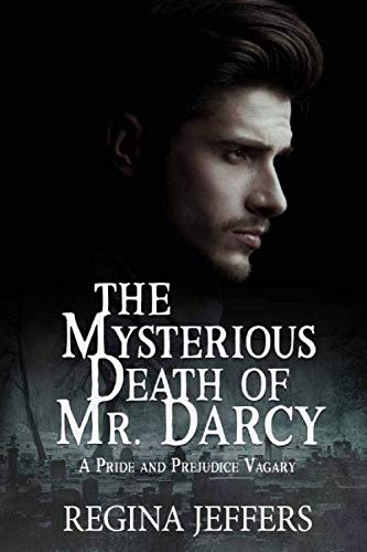 The Mysterious Death of Mr. Darcy cover
