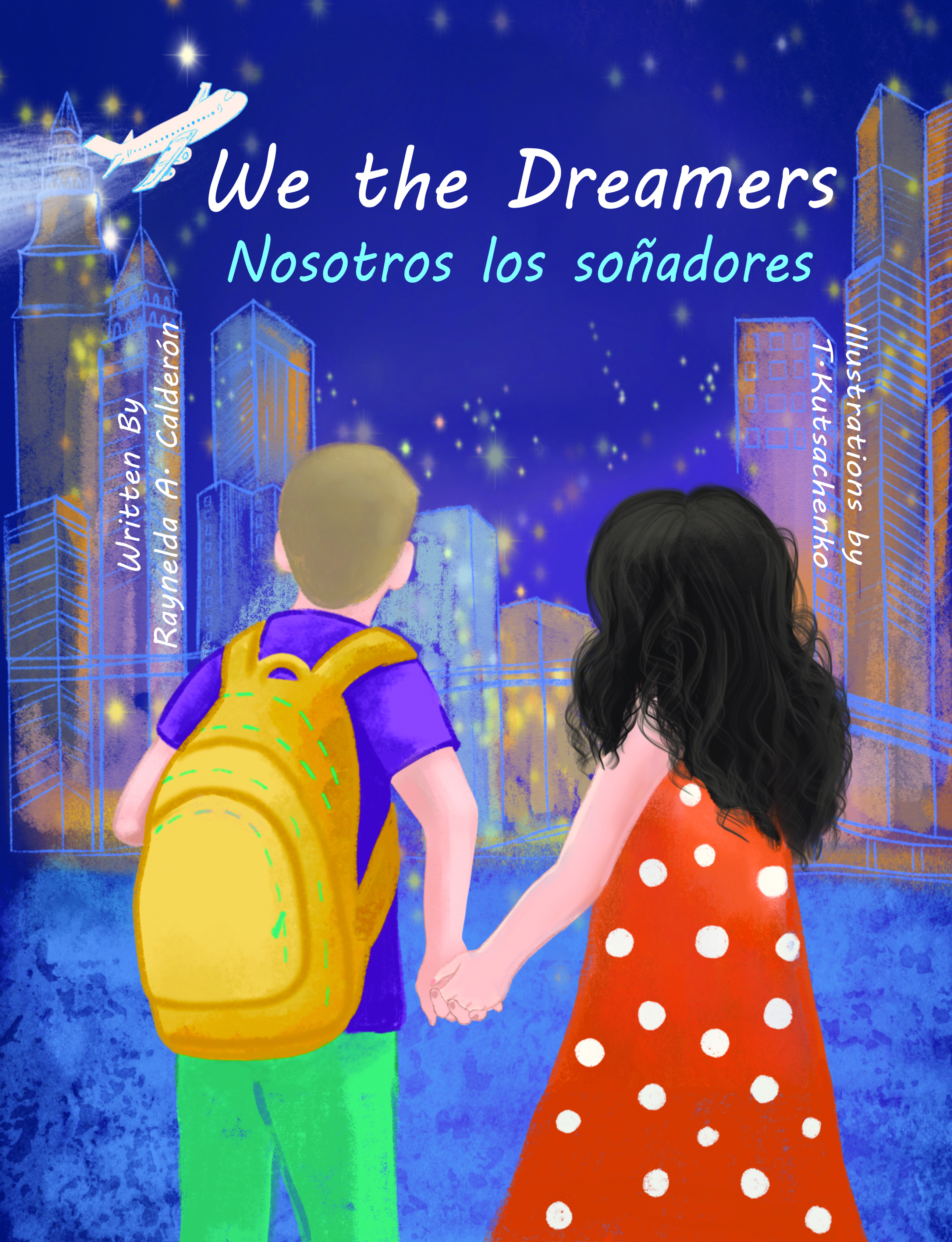 We the Dreamers cover