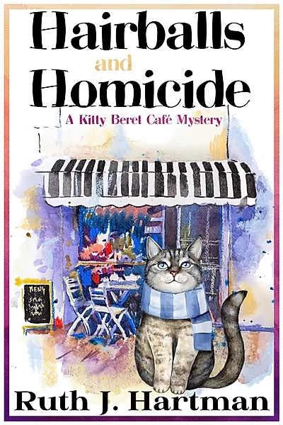 Hairballs and Homicide cover