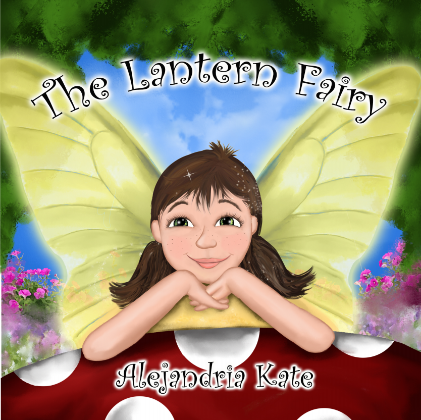 The Lantern Fairy cover