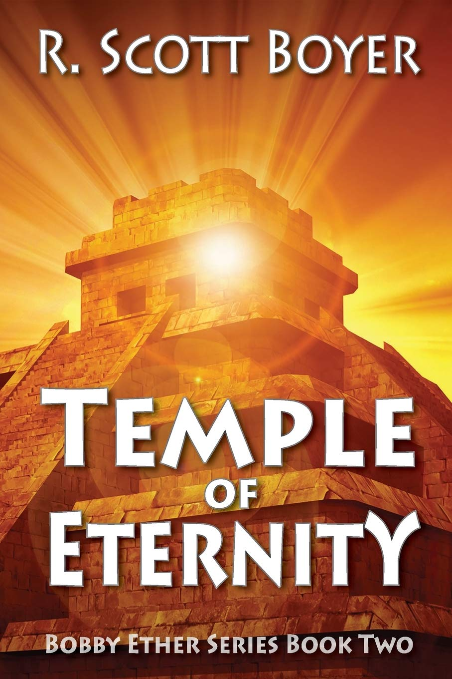 Temple of Eternity cover