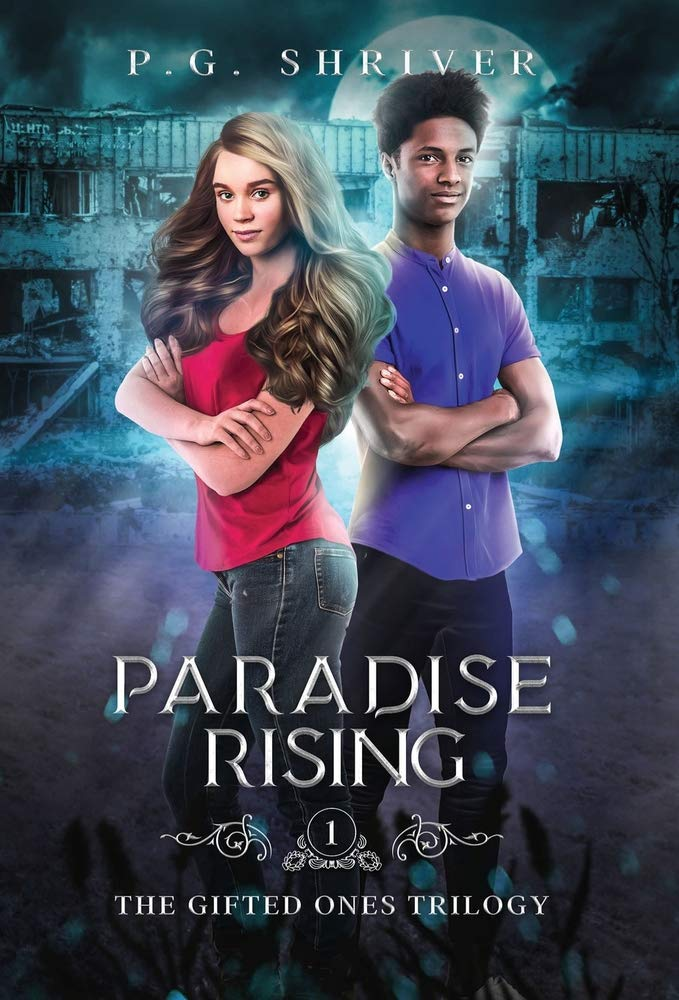 Paradise Rising cover