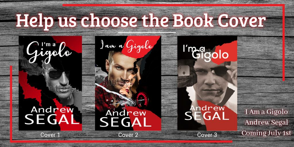 I Am a Gigolo cover banner