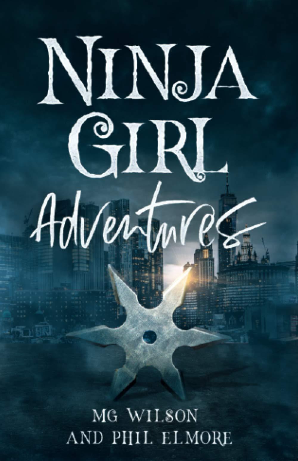 Ninja Girl Adventures cover