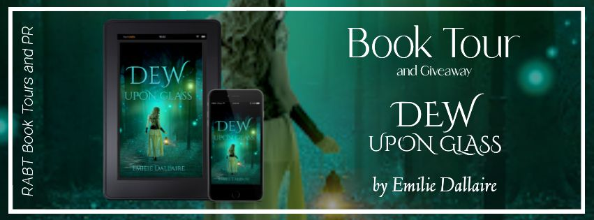 Dew Upon Glass banner