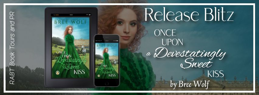 Once Upon a Devastatingly Sweet Kiss banner