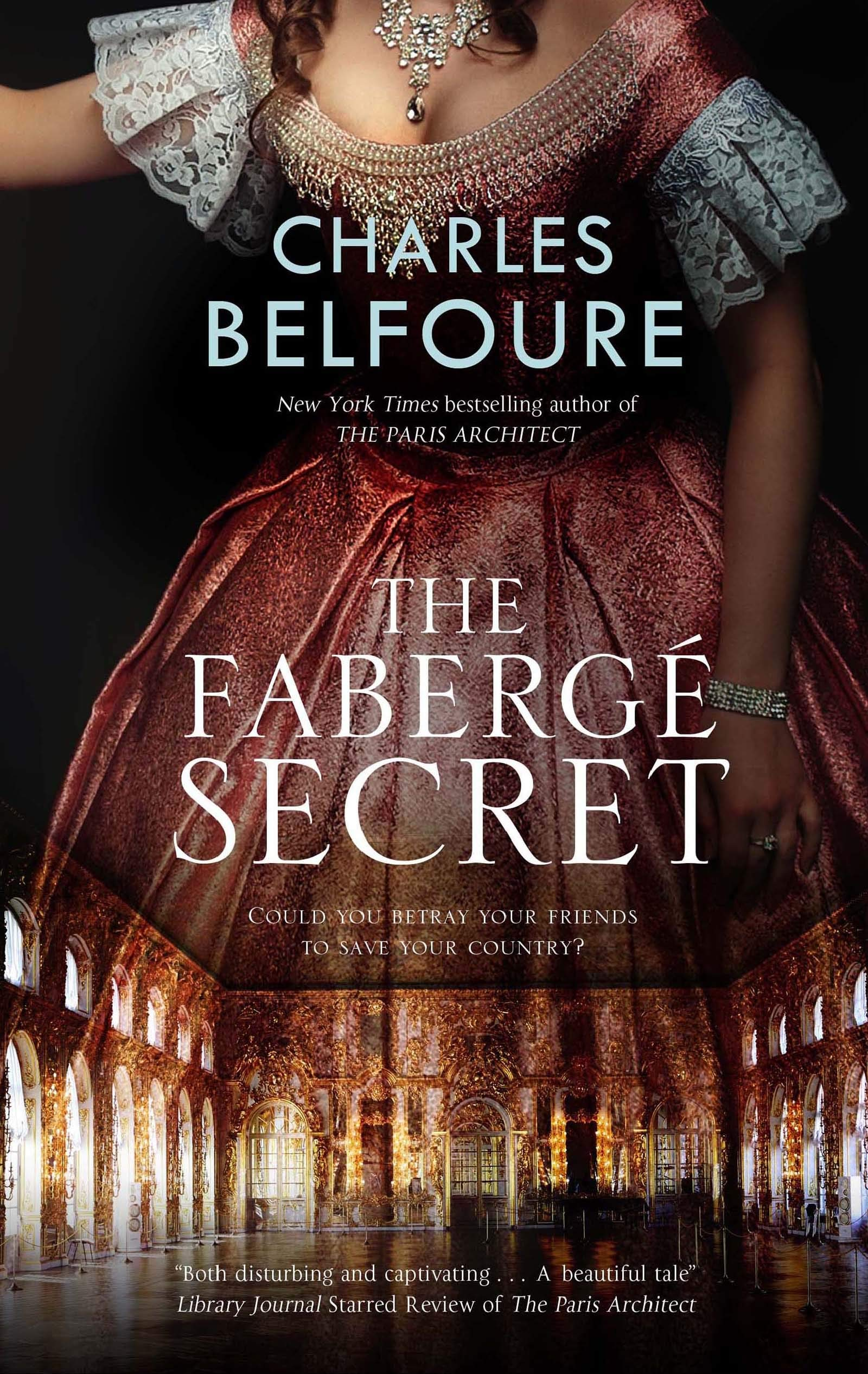 The Faberge Secret cover