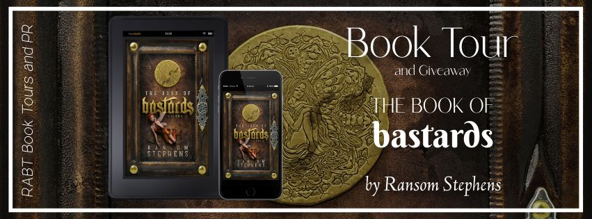 The Book of Bastards banner