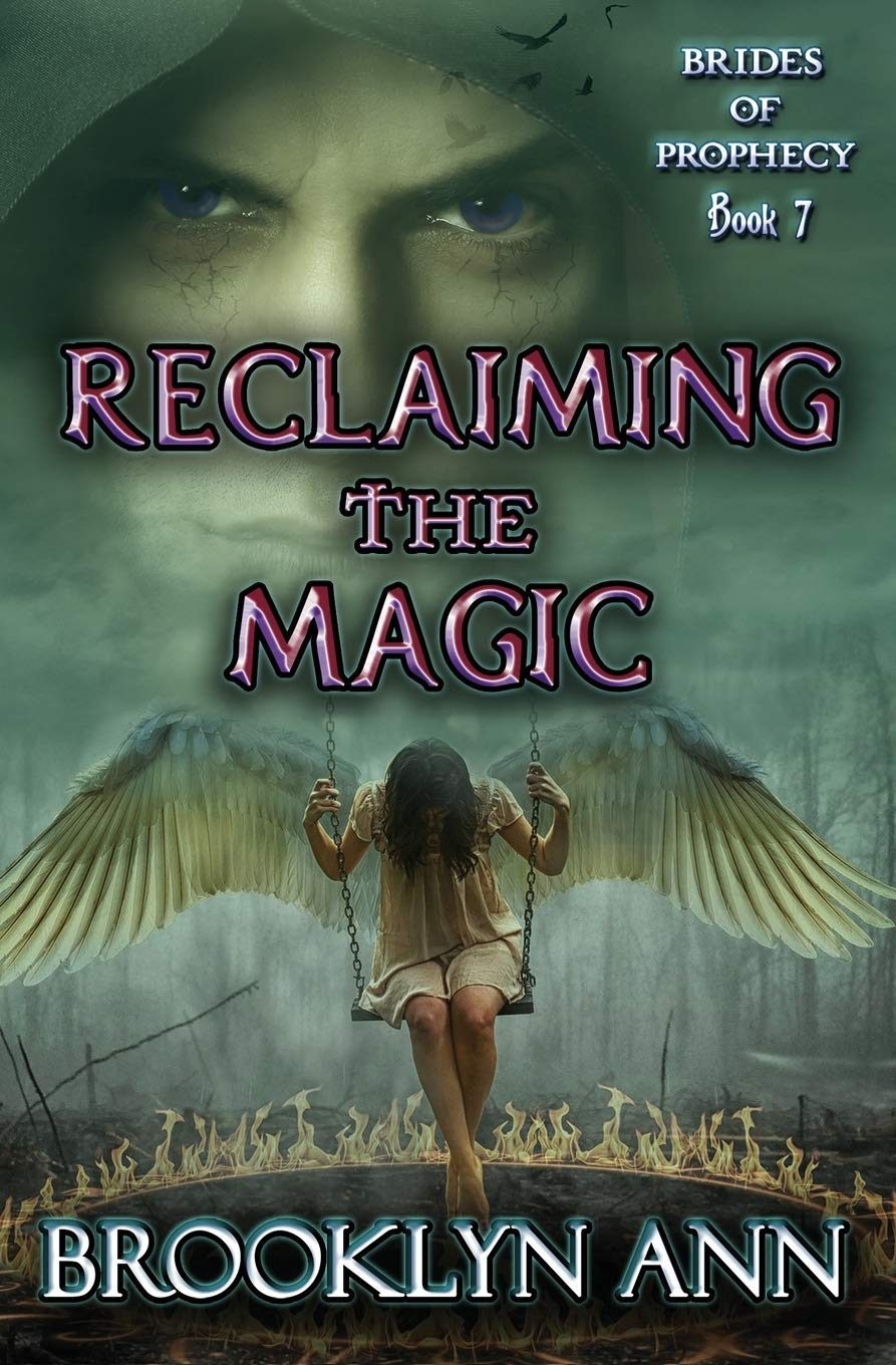 Reclaiming the Magic cover