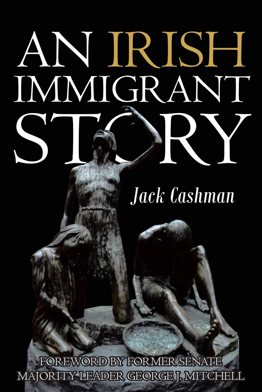 An Irish Immigrant Story Cover