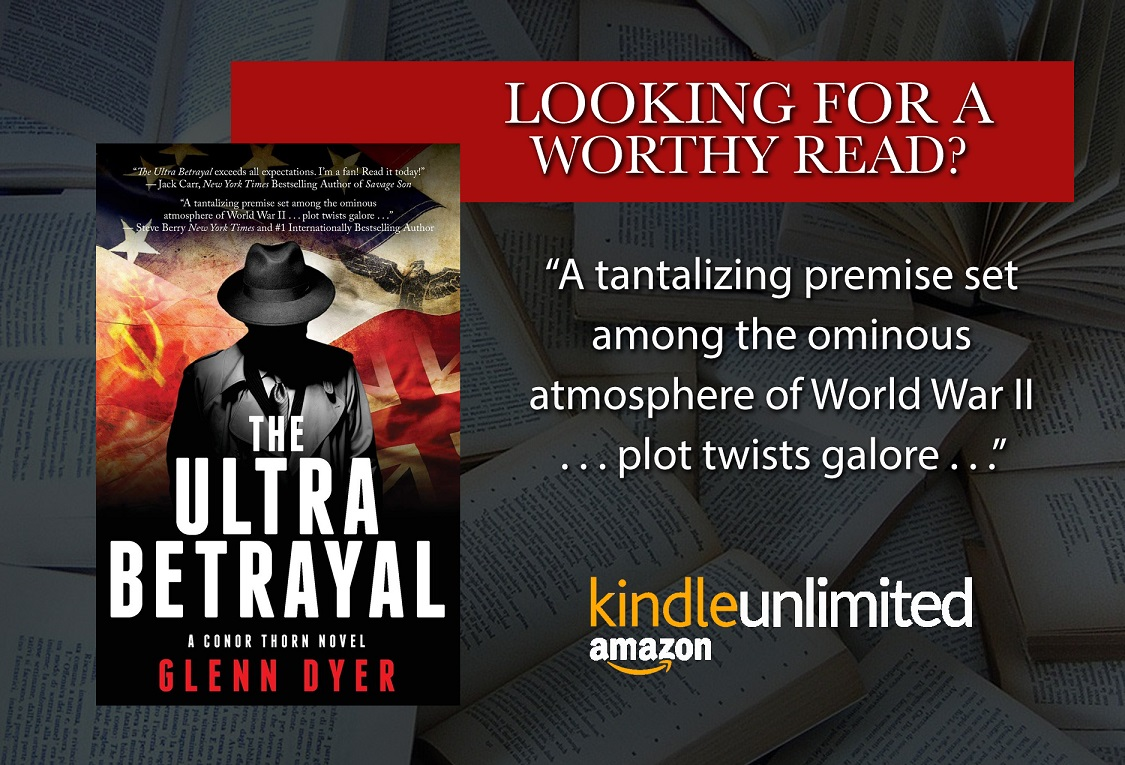 The Ultra Betrayal paperback