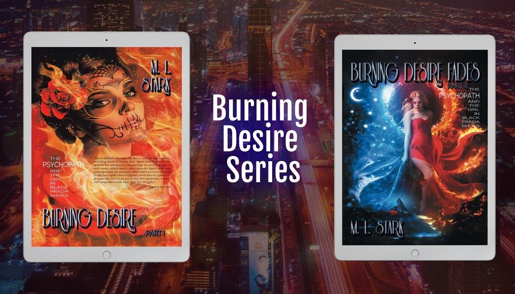 Burning Desire Series banner