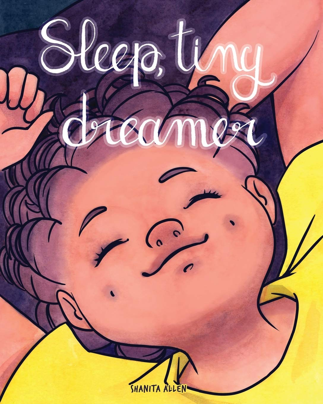 Sleep, Tiny Dreamer cover